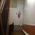 A 12.2 cc escalier