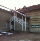 A 13.6 escalier ext