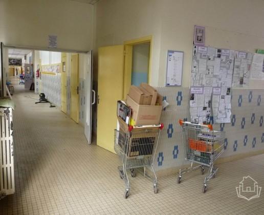 A 15.0 vers couloir