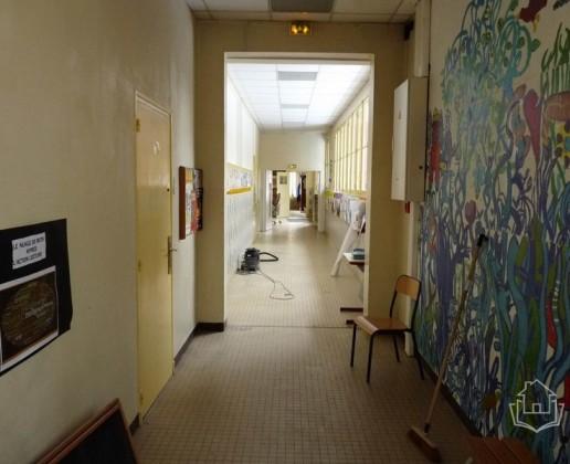 A 15.6 cc couloir