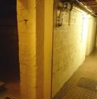 A 17.0 couloir cave