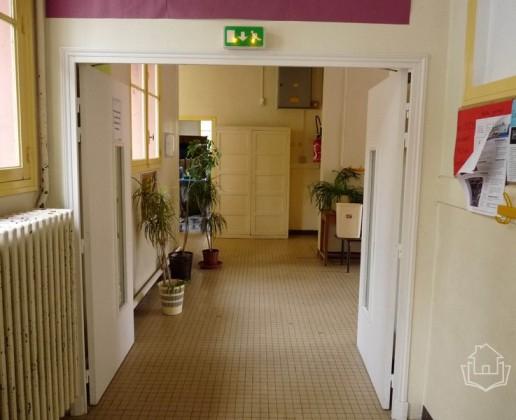 A 17.0 fin du couloir