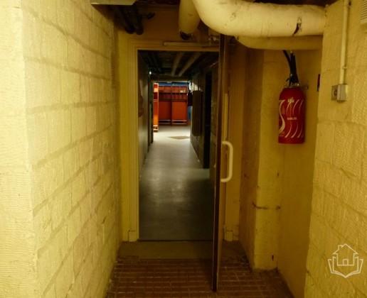 A 17.5 couloir cave