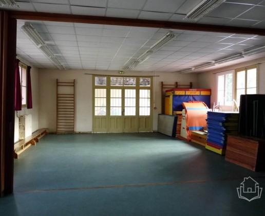 A 18.2 salle sport