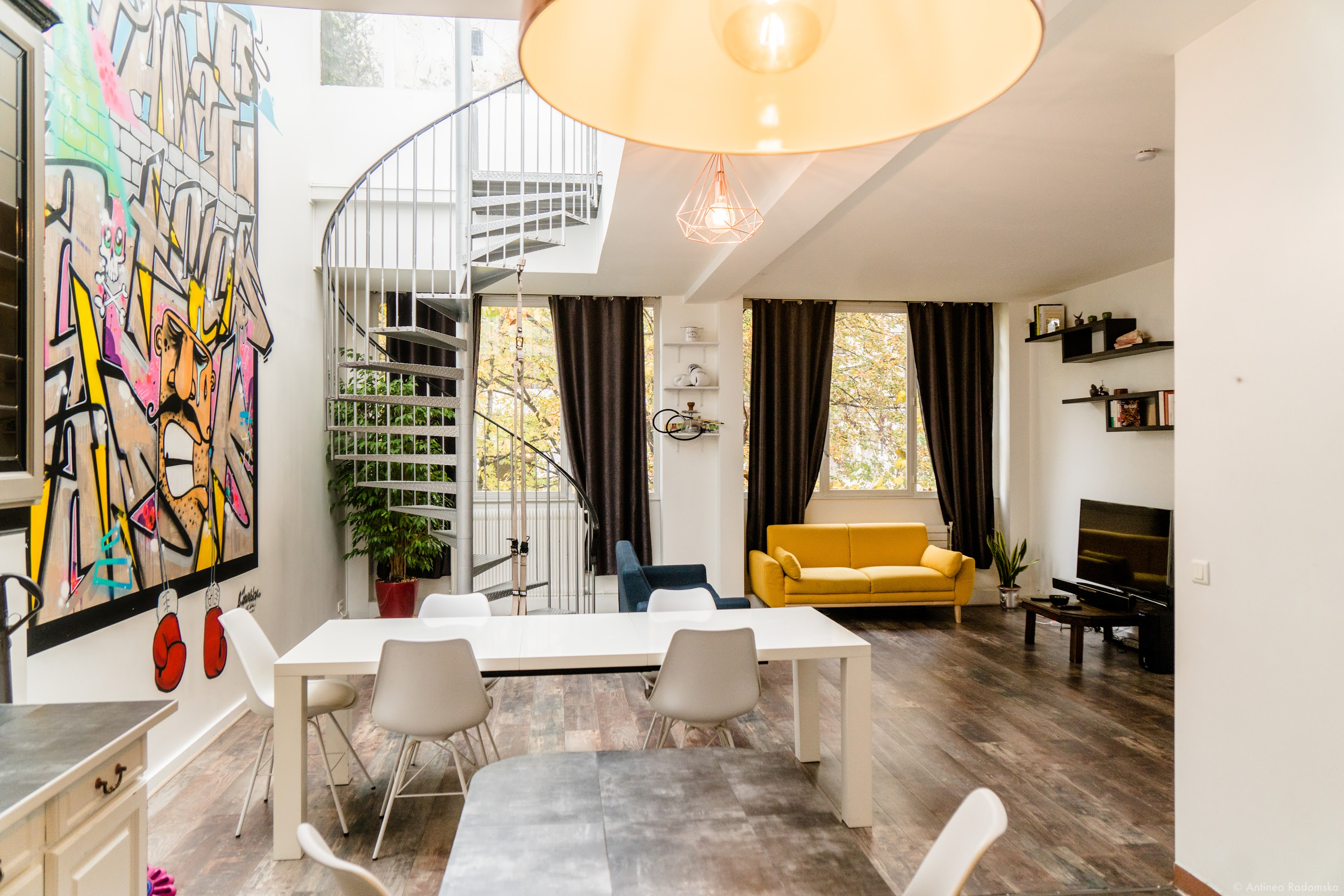 Superbe Loft dans le cœur de Paris